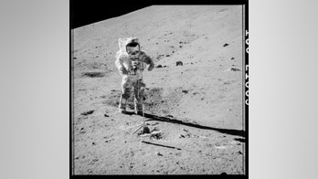 NASA opens Moon rock samples sealed for more than 40 years