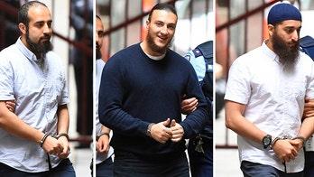 3 Islamic State-inspired militants sentenced for Christmas 2016 plot in Australia