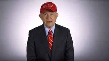 Jeff Sessions dons MAGA hat again in new campaign ad