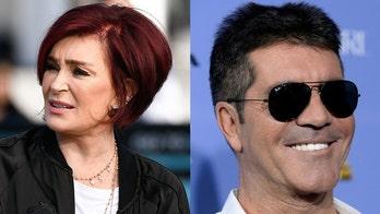 Sharon Osbourne teases Simon Cowell's transformation: 'The teeth are a bit big'