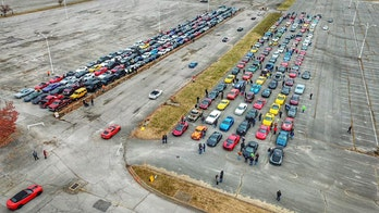 Missouri boy, 14, who died of rare cancer honored with thousands of sports cars in funeral procession