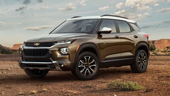 LA Auto Show: The Chevrolet Trailblazer is back, but very different
