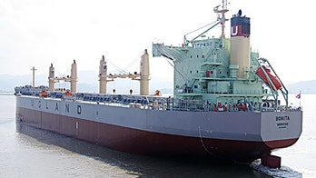 Pirates board Norwegian vessel, abduct nine crew members off West Africa