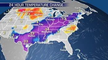 Artic air mass could bring record cold, snow