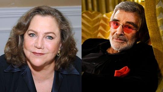 Kathleen Turner says Burt Reynolds was her worst on-screen kiss