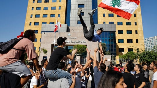 Lebanon protests turn deadly as local party official killed