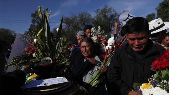 Bolivia's political crisis sparks dangerous clashes, 8 killed