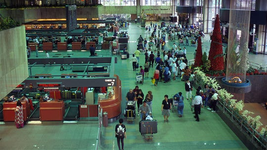 Frustrated baggage handler in Singapore jailed for swapping 286 luggage bag tags