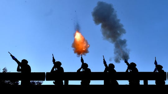 University of Virginia cancels 21-gun salute from Veterans Day ceremony