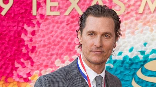 Matthew McConaughey plays virtual bingo with Texas senior living facility residents in quarantine
