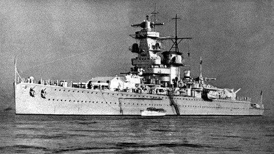 Daughter of scuttled German WW2 battleship commander calls for him to be honored