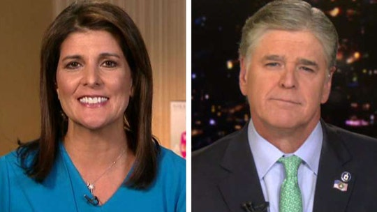 Nikki Haley says US must 'get to the bottom' of Joe Biden, Hunter Biden allegations