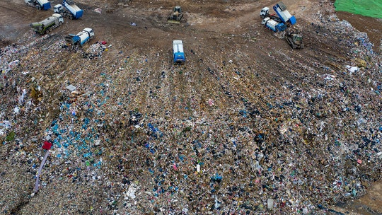 China's largest garbage dump at capacity -- 25 years early