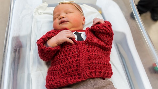 Pittsburgh hospital dresses newborns as Mr. Rogers to mark World Kindness Day
