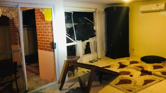 Rental house suffers $50G in damage during party: 'All the windows of the house had been smashed'