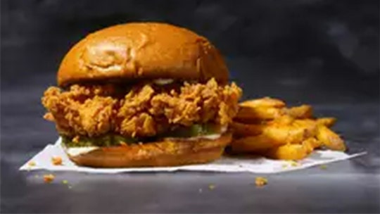 Photo of inmate enjoying Popeyes chicken sandwich in his cell goes viral