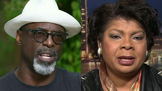 April Ryan clashes with actor Isaiah Washington over GOP candidate running for Cummings' old seat