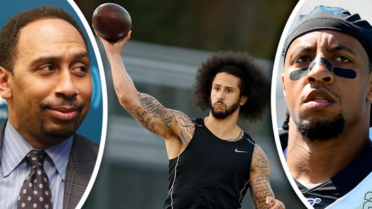 Colin Kaepernick's workout sparks war of words between Stephen A. Smith, Eric Reid