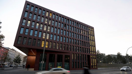 Germany opens school for intelligence agencies in Berlin, once dubbed 'capital of spies'