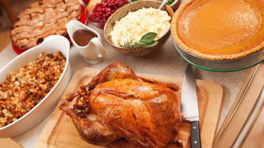 Thanksgiving map shows each state's most-searched recipe