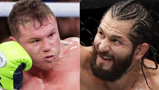UFC's Jorge Masvidal expresses willingness to fight boxing champ Canelo Alvarez next