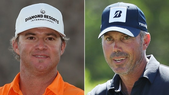 Matt Kuchar, Brian Gay sink holes-in-one within minutes of each other
