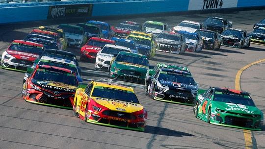 NASCAR final four set with Denny Hamlin's Phoenix win