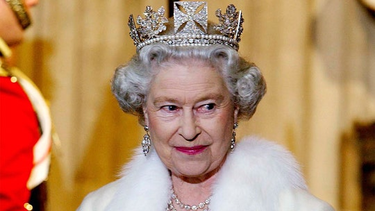 Queen Elizabeth's royal diamonds are cleaned with gin, her dressmaker says