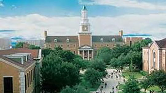 Texas university attorney's use of N-word during free-speech event prompts resignation