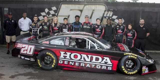 Honda brands are already involved in some NASCAR series sponsorships, but not as an engine supplier.