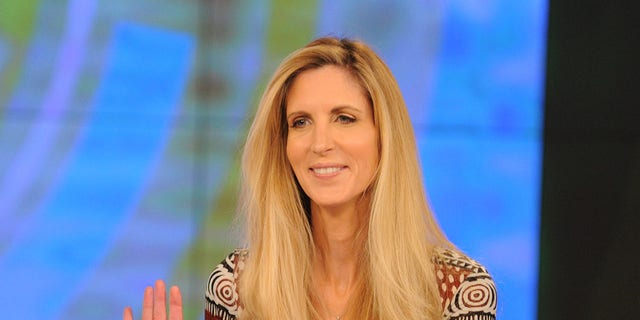 Ann Coulter appears on