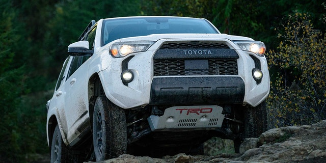 Toyota 4Runner was last completely redesigned in 2010.