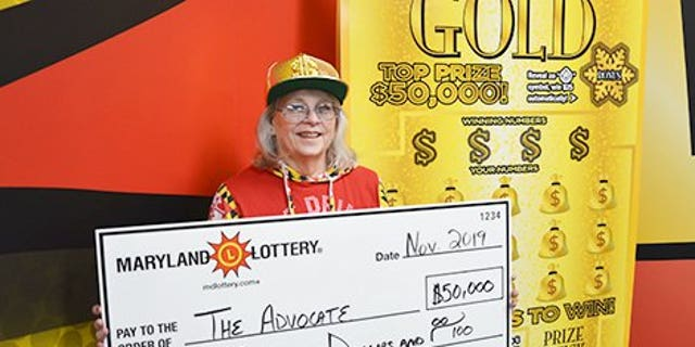 A Maryland teacher won her second $50,000 scratch-off lottery ticket in as many months. (The Maryland Lottery)