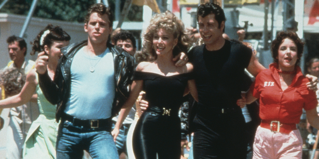 """The pants, along with the leather jacket that Newton-John wore during the finale of """"Grease,"""" were <a data-cke-saved-href=""""https://www.foxnews.com/entertainment/olivia-newton-john-grease-outfit-auction"""" href=""""https://www.foxnews.com/entertainment/olivia-newton-john-grease-outfit-auction"""" target=""""_blank"""">auctioned off</a> on Saturday for $162,500 and $243,200, respectively."""