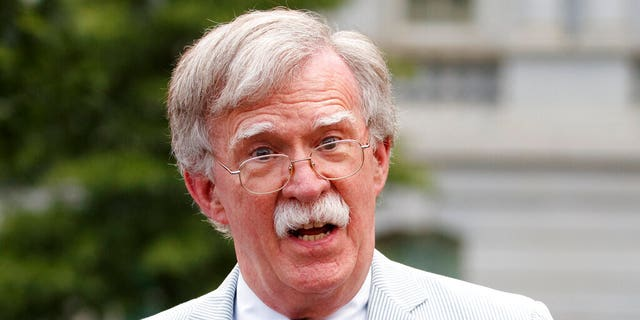 Westlake Legal Group AP19303430427204 Trump scorches Bolton, says 'fired' hawk would have started 'World War Six' Tyler Olson fox-news/politics/trump-impeachment-inquiry fox-news/politics/senate fox-news/person/donald-trump fox news fnc/politics fnc e15f91e7-a075-5dff-a475-85361309e981 article