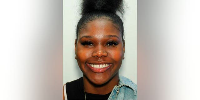 Alexis Crawford. (Atlanta Police Department / Atlanta Journal Constitution on AP)