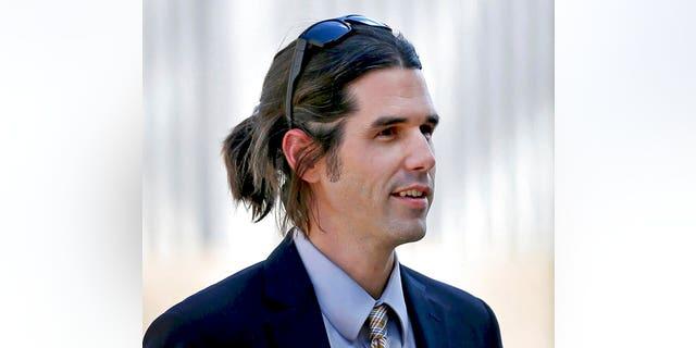 FILE: Border activist Scott Warren has denied helping hide immigrants.
