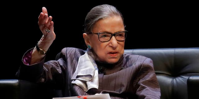 """RBG"" directors Betsy West and Julie Cohen described Ruth Bader Ginsburg ""serious minded"" but noted she had a humorous side too."