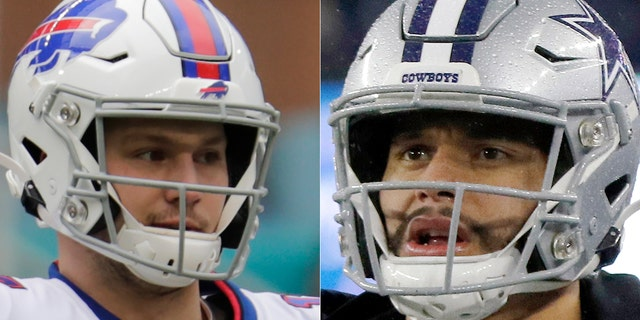 The Bills and Cowboys will play in what could be the biggest game of the day.