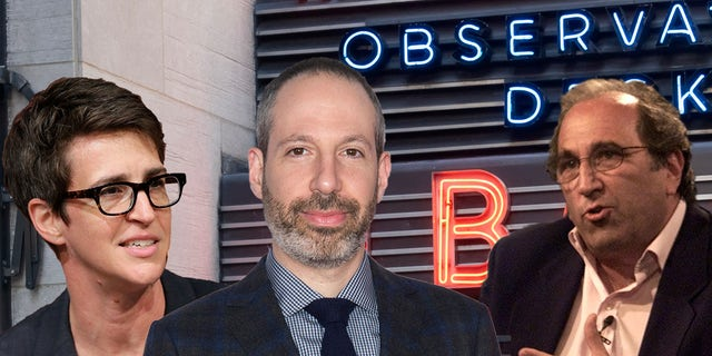 MSNBC's Rachel Maddow has admitted that NBC News honchos Noah Oppenheim and Andy Lack have caused turmoil inside the building by refusing an outside investigation.