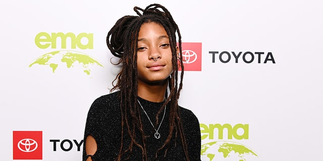 Willow Smith trapped herself in a box for 24 hours, for art