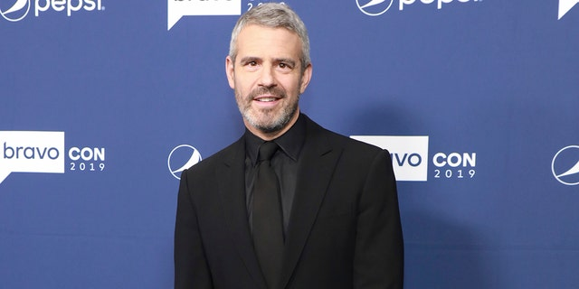Andy Cohen attends BravoCon's 'Watch What Happens Live' red carpet event on Friday, Nov. 15, 2019, in New York.