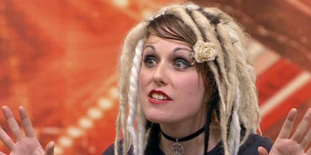 """Former """"X Factor' contestantAriel Burdett appeared on the show in 2008."""