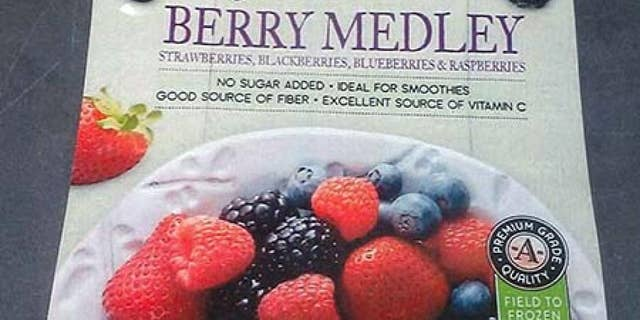 Frozen berries sold at Aldi recalled because of possible hepatitis A contamination