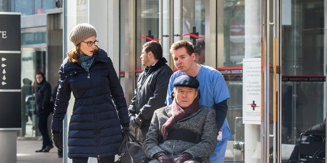 "Bryan Cranston plays a disabled character in ""The Upside."""