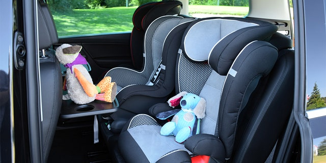 Lauren Fix, a sector analyst and industry expert at The Car Coach & Car Smarts Brands, says parents should opt to use car seats with latch systems and avoid putting a buffer under the seat.