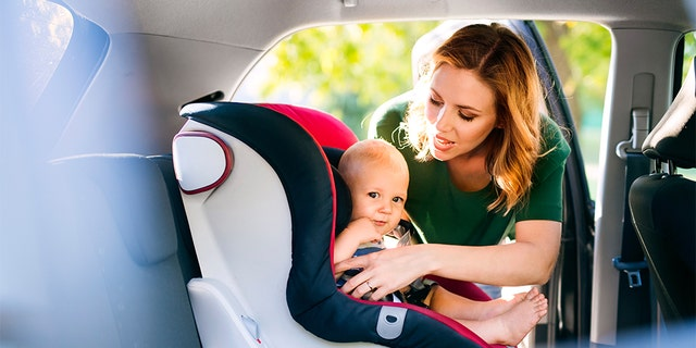 """Car seats """"expire"""" after six or eight years after the manufacture date, according to the National Highway Traffic Safety Administration."""