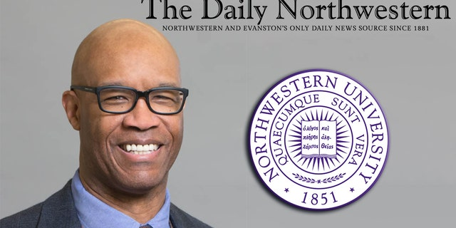 Medill School of Journalism Dean Charles Whitaker, seen here, reacted to the student newspaper's apology over its coverage of a speech by former Attorney General Jeff Sessions.