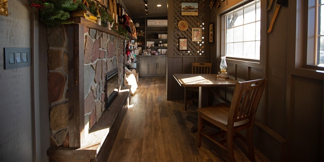 To amp up the nostalgia – and country-feel – the restaurant chain shared that the tiny house will feature reclaimed wood from the very first Cracker Barrel store, which opened in Lebanon, Tenn., on Sept. 19, 1969.