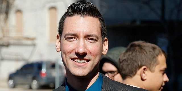 David Daleiden (AP Photo/Bob Levey, File)